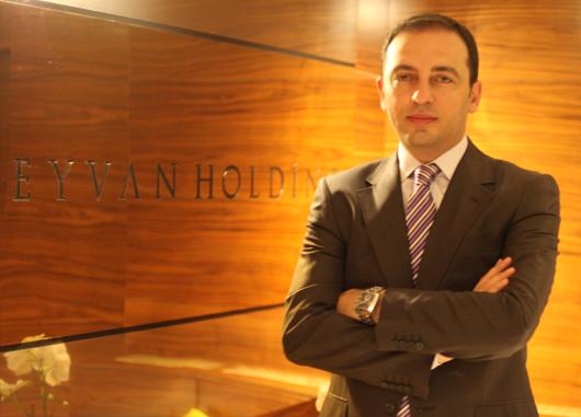 Eyvan Holding Yönetim Kurulu Başkanı