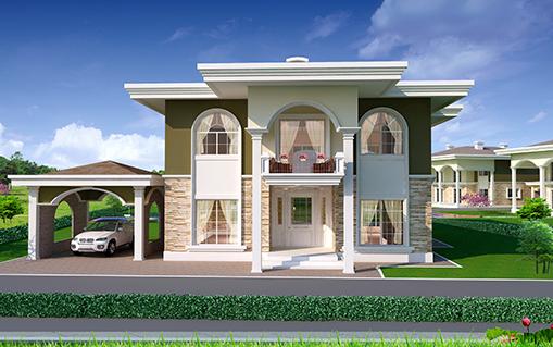 Eyvan Holding Projeler - Mista Villa Bodrum