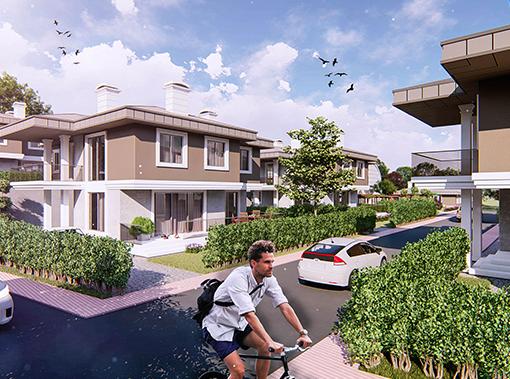Eyvan Holding Projeler - Eyvan Konakları